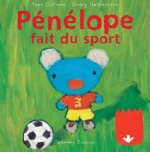 9782070624133: Pénélope fait du sport (French Edition)