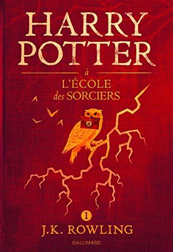 9782070624522: Harry Potter, I : Harry Potter à l'école des sorciers - grand format [ Harry Potter and the Sorcerer's Stone - large format ] (French Edition)