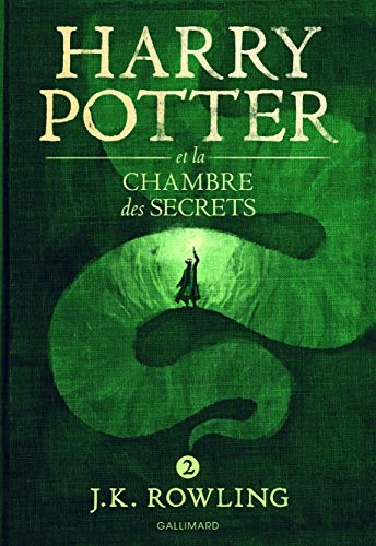 9782070624539: Harry Potter, II : Harry Potter et la Chambre des Secrets - grand format [ Harry POtter and the Chamber of Secrets ] - large format (French Edition)