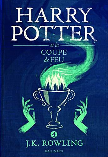9782070624553: Harry Potter, IV : Harry Potter et la Coupe de Feu (Harry Potter French)