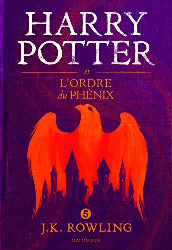 9782070624560: Harry Potter, V : Harry Potter et l'Ordre du Phénix - grand format [ Harry Potter and the Order of the Phoenix ] large format (French Edition)