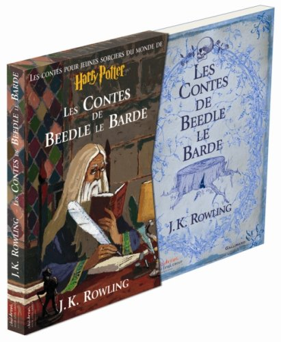 9782070624591: Les contes de Beedle le Barde  Canada (Grand format littérature)