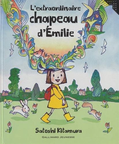 9782070624737: L'extraordinaire chapeau d'Émilie