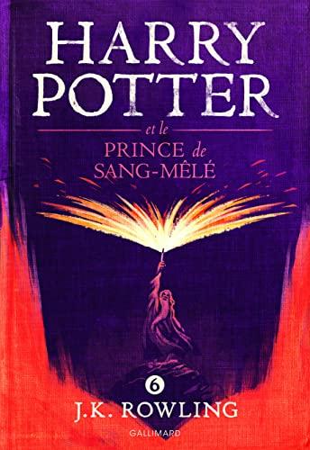9782070624904: Harry Potter, VI : Harry Potter et le Prince de Sang-Mele - grand format [ Harry Potter and the Half Blood Prince ] large format (French Edition)