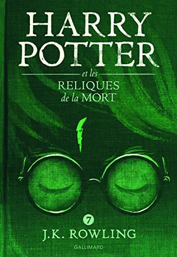 9782070624911: Harry Potter, VII : Harry Potter et les Reliques de la Mort - grand format [ Harry Potter and the Deathly Hallows ] large format (French Edition)