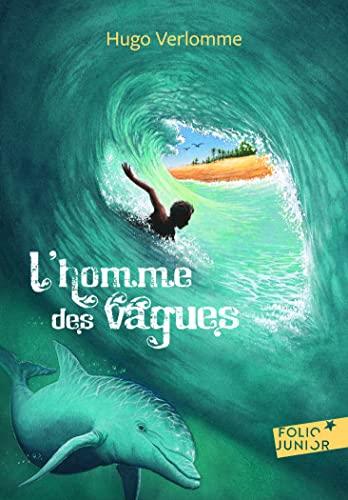 9782070625505: L'homme des vagues (Folio Junior)