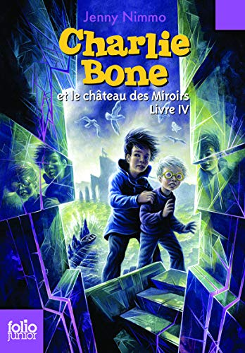 9782070625543: Charlie Bone Et Le Chat (Folio Junior) (French Edition)