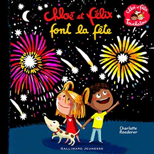 9782070627097: Chloé et Félix font la fête