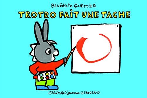 9782070627417: Trotro fait une tache (Les mini Trotro - Giboulées)