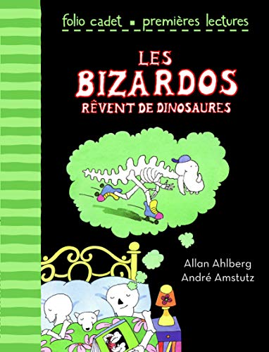 9782070627455: Les Bizardos r�vent de dinosaures