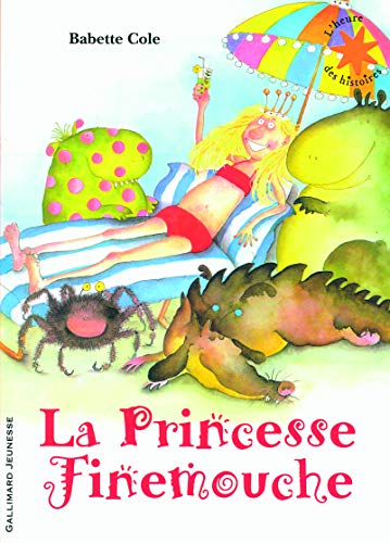 9782070627493: La princesse Finemouche (L'heure des histoires)