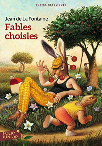 9782070627592: Fables choisies