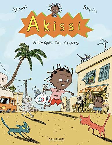 9782070628025: Akissi, 1:Akissi: Attaque de chats (Bandes dessinées hors collection)