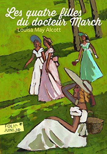 9782070628162: Les quatre filles du docteur March (Folio Junior)