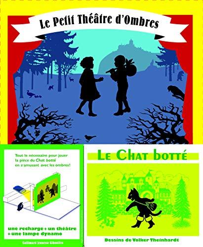 9782070628278: Le petit théâtre d'ombres (French Edition)
