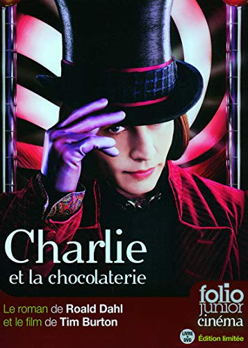 9782070628520: Charlie et la chocolaterie (Folio Junior Cinéma)