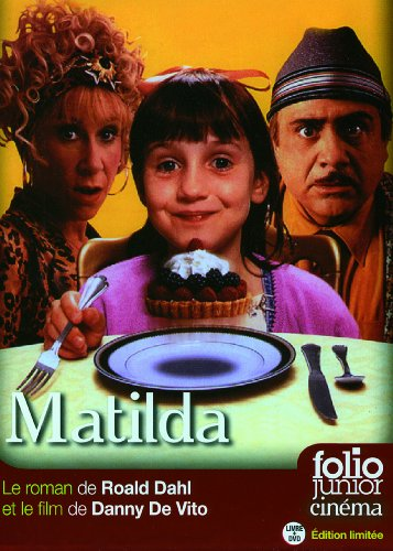Matilda/Avec Le Film De Danny De Vito (French Edition) (2070628531) by Roald Dahl
