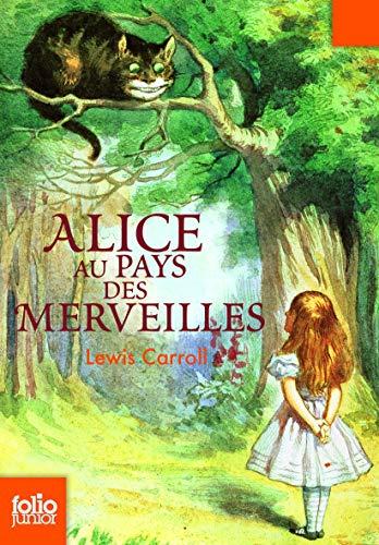 9782070628889: Alice au pays des merveilles (Folio Junior)