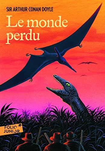 9782070628896: Le monde perdu - Folio Junior - A partir de 10 ans