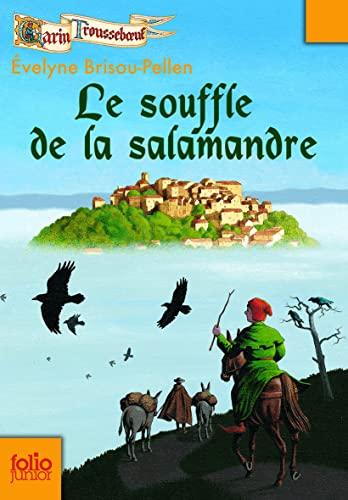 9782070629008: Garin Trousseboeuf, IV:Le souffle de la salamandre