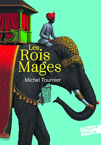9782070629077: Rois Mages Tournier (Folio Junior) (English and French Edition)
