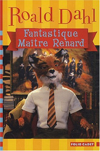 9782070629121: Fantastique Maitre Renard (French Edition)