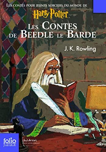 9782070629206: Les Contes de Beedle le Barde (Folio Junior)