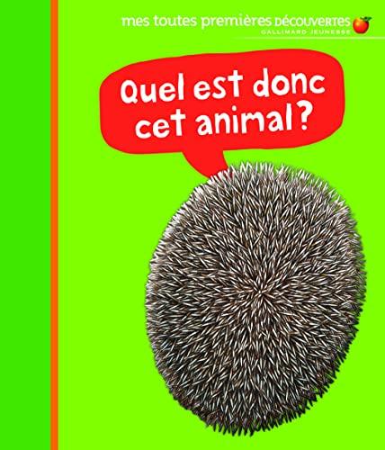 9782070629350: Quel est donc cet animal�?