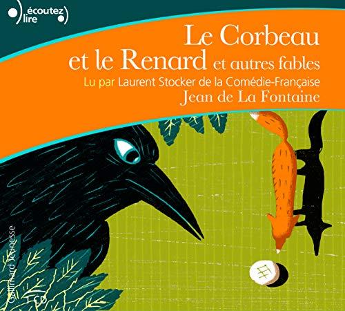 9782070629428: Le Corbeau et le Renard et autres fables (Écoutez lire)