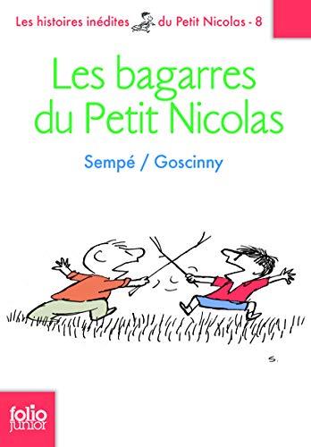 9782070629497: Les histoires inédites du Petit Nicolas, 8:Les bagarres du Petit Nicolas (Folio Junior)