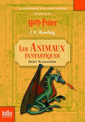 9782070629756: Les Animaux fantastiques: Vie et habitat des Animaux fantastiques (Folio Junior)