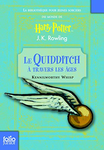 9782070629763: Quidditch a Travers Ages (Folio Junior) (French Edition)