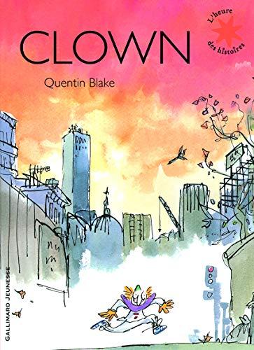 9782070629824: Clown - L'heure des histoires - De 3 à 7 ans