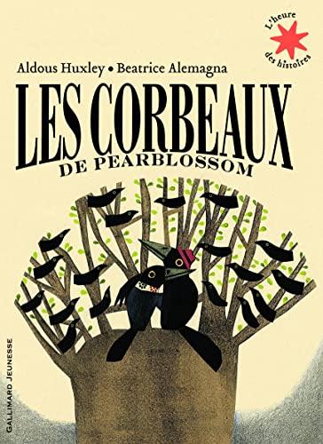 9782070629848: Les corbeaux de Pearblossom (L'heure des histoires)