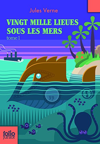 9782070629947: 20000 Lieues Sous (Folio Junior) (French Edition)