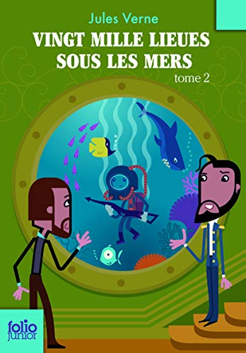 9782070629954: 20000 Lieues Sous (Folio Junior) (French Edition)