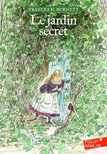 9782070629992: Jardin Secret (Folio Junior) (French Edition)
