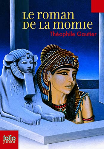 9782070630257: Roman de La Momie (Folio Junior) (French Edition)