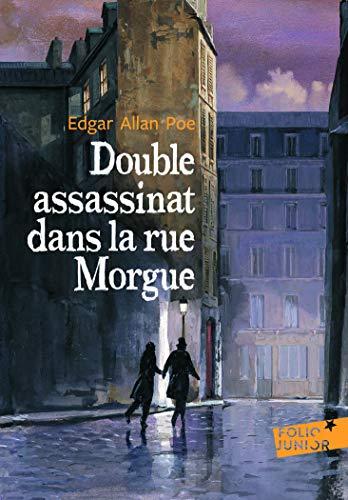 9782070630325: Double assassinat dans la rue Morgue suivi de La Lettre volée - Folio Junior - A partir de 11 ans