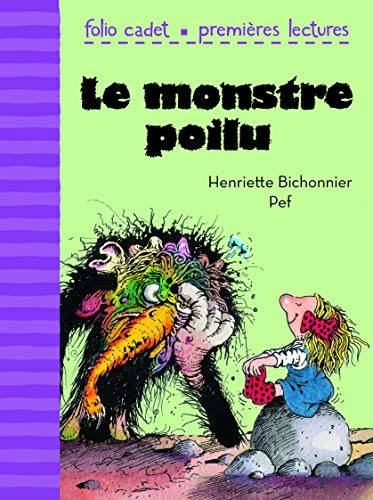 9782070631032: Le Monstre Poilu (French Edition)