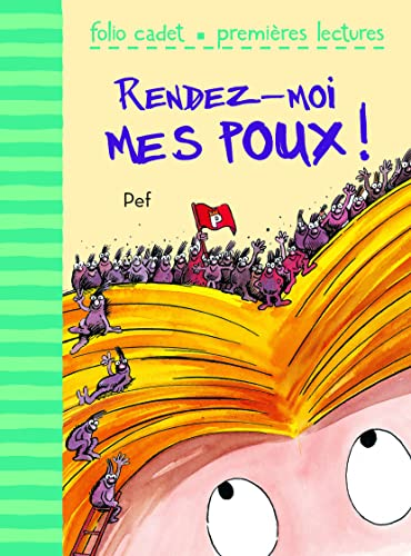 9782070631100: Rendez-Moi Mes Poux (French Edition)