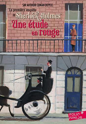 9782070631858: Etude En Rouge (Folio Junior) (French Edition)