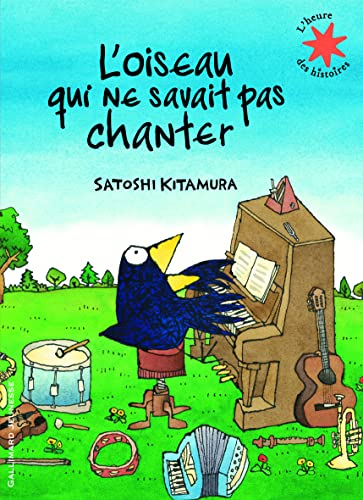 L'oiseau qui ne savait pas chanter (2070632245) by SATOSCHI KITAMURA