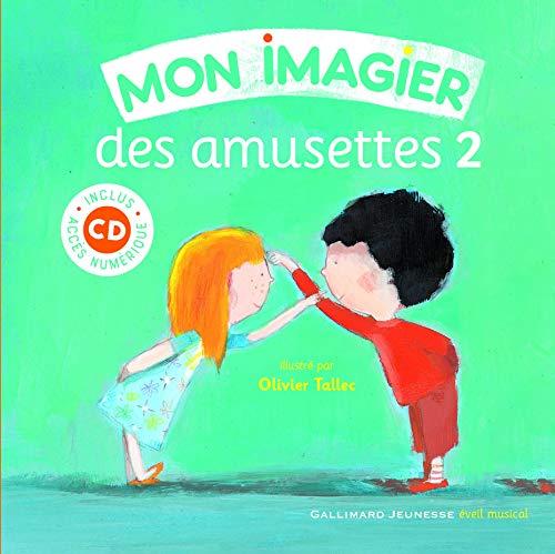 9782070632824: Mon imagier des amusettes (Tome 2) (Les Imagiers)
