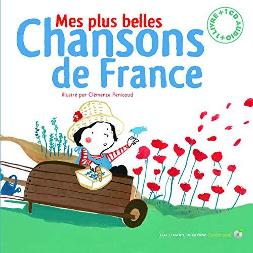 9782070632855: Mes plus belles chansons de France (1CD audio) (French Edition)