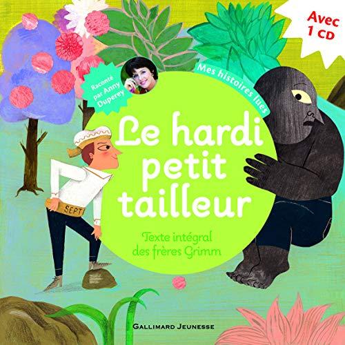 9782070632916: Le hardi petit tailleur (1CD audio) (French Edition)