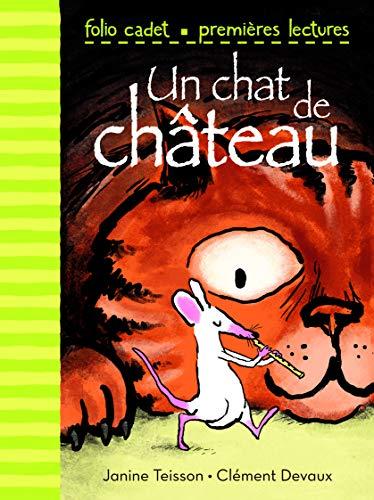 9782070633050: Un chat de château