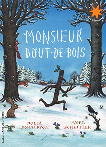 9782070633357: Monsieur Bout-de-Bois (French Edition)