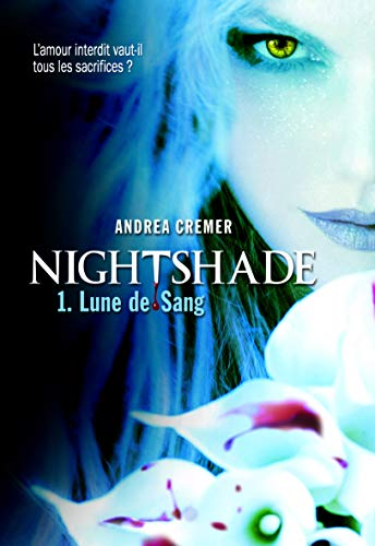9782070633791: Nightshade : Tome 1, Lune de Sang (French edition)