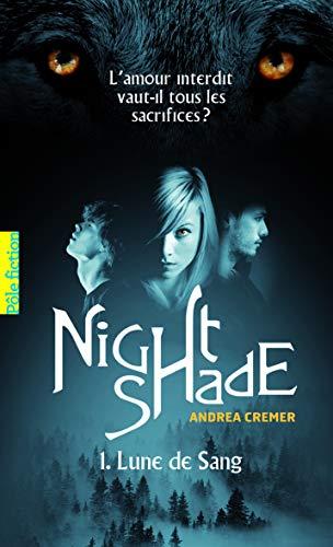 9782070633807: Lune De Sang (Nightshade) (French Edition)
